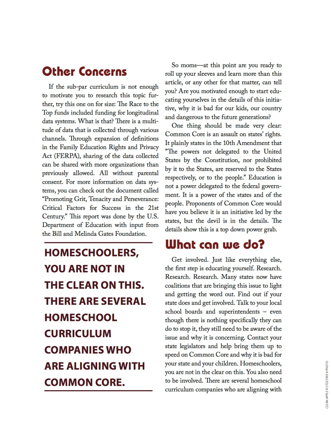 Common Core Booklet6